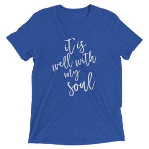 Well with My Soul Unisex Tee
