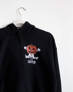 The Black Halloween Hoodie