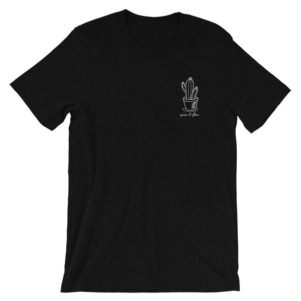 The Grow & Flow Short-Sleeve Unisex T-Shirt