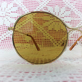 Gold Infinity Sunglasses