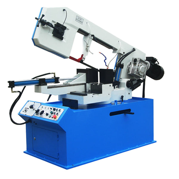 Semi automatic metal cutting bandsaw BS460G