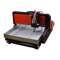 CNC ROUTER 6090 3AXIS STEEL FRAME TYPE