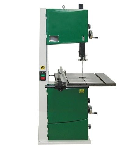 "18"" WOOD CUTTING BANDSAW MACHINE."