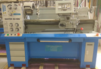 Gear head gap bed lathe MASTER SH-1000