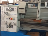 Heavy duty gear head lathe PRO-TURNX1500