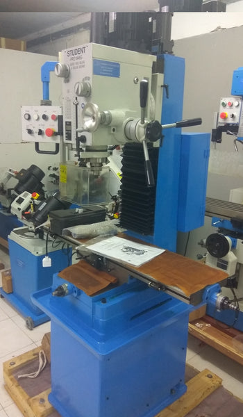 Gear head milling and drilling machine STUDENT PRO-M45G