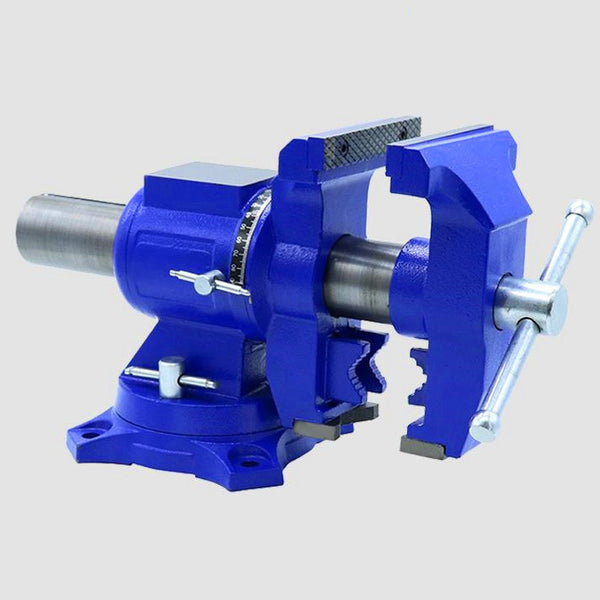 Multi purpose bench vise 125mm