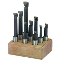 Boring bars set 18mm shank