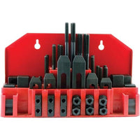 58pc clamping tool set 8mm thread x 10mm tee nuts