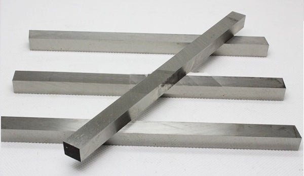 HSS rectangular cutters 8x8x150mm