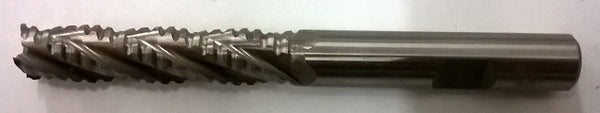 HSS Roughing End mills 4 Flute Long series
