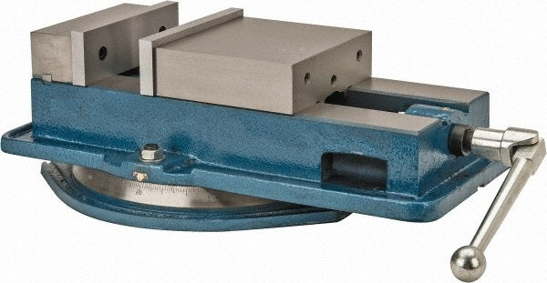 Precision superlock milling vise 125mm