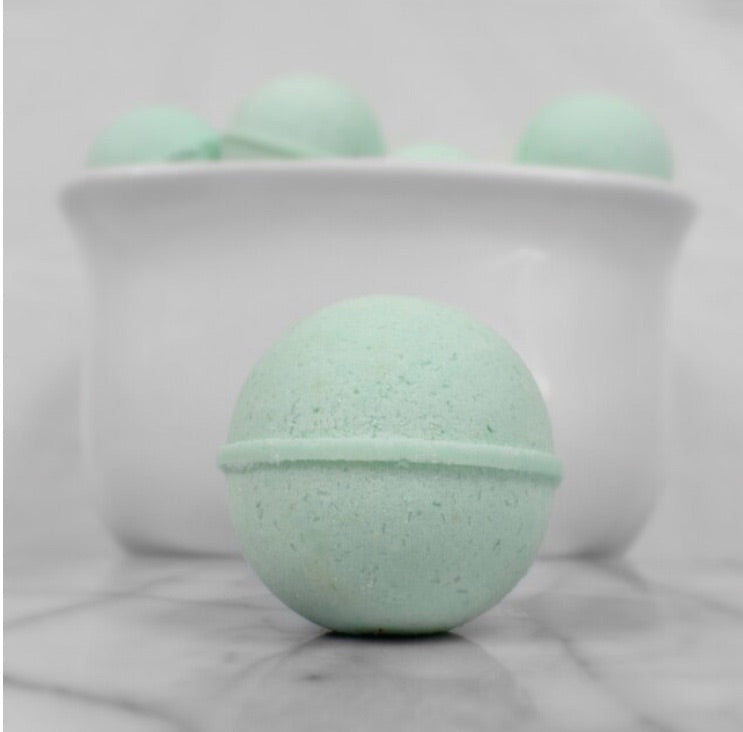 Bath Bomb | Eucalyptus + Spearmint