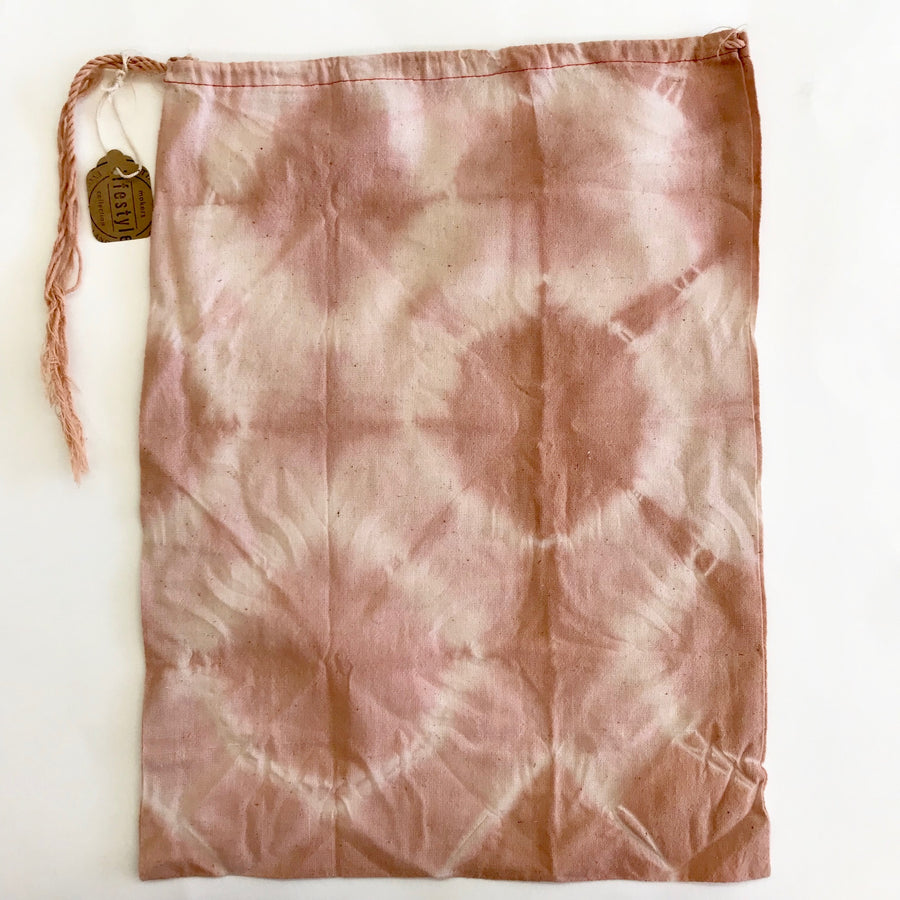 Avocado Dyed Lingerie Bag