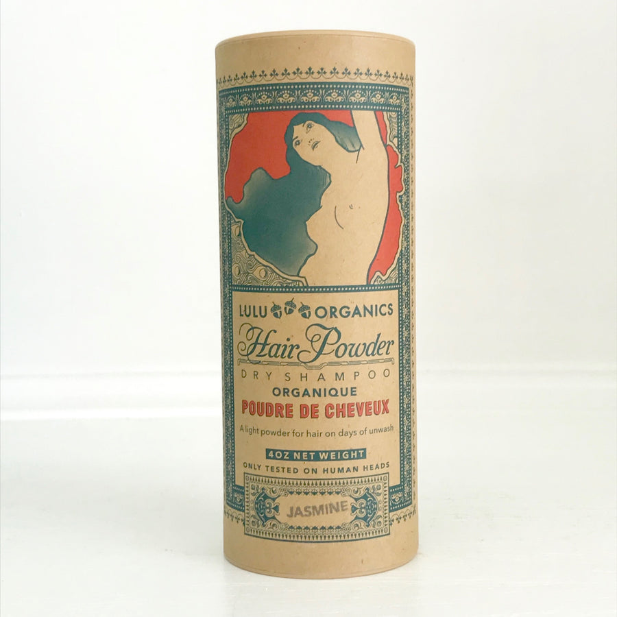 Jasmine Hair Powder Shampoo