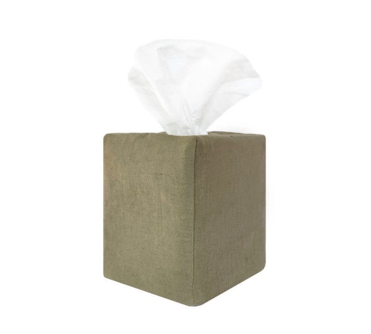 James Tissue Cover | Army Green