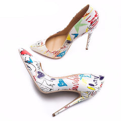 Women Pumps Sexy Stiletto High Heels