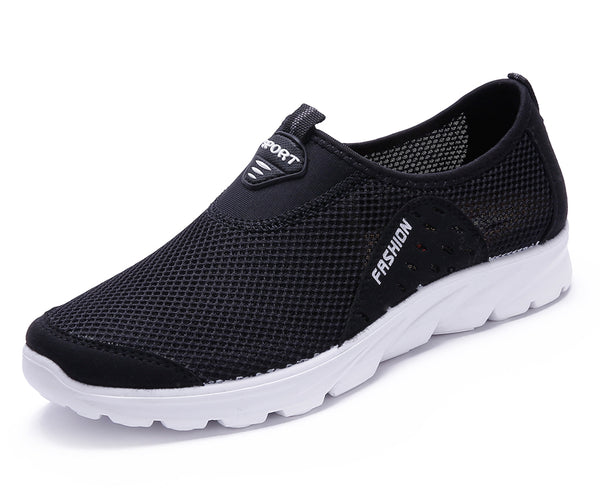 Summer Mesh Breathable Light Weight Casual Shoes - ShoePacker