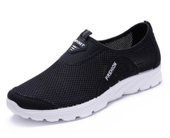 Summer Mesh Breathable Light Weight Casual Shoes
