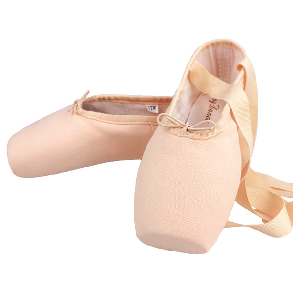 Ballet Pointe Shoes Women Professional Shoes - ShoePacker