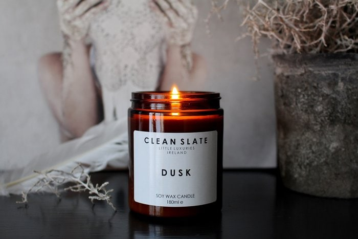 Clean Slate Scented Candle Dusk