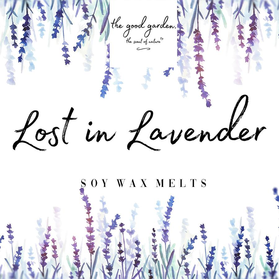 Lost in Lavender Soy Wax Melts