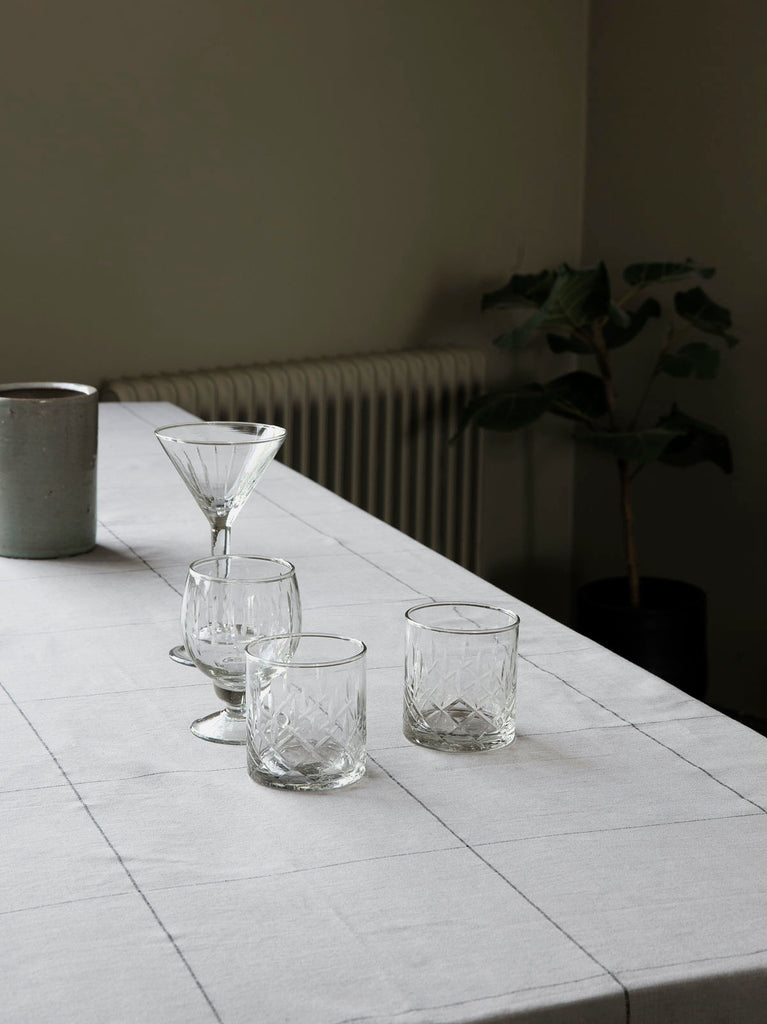 Irra Grey Tablecloth