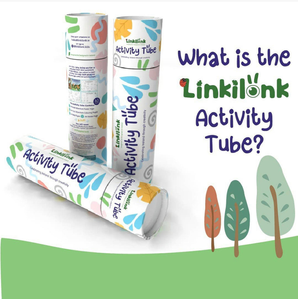 Linkilonk Kids Activity Tube