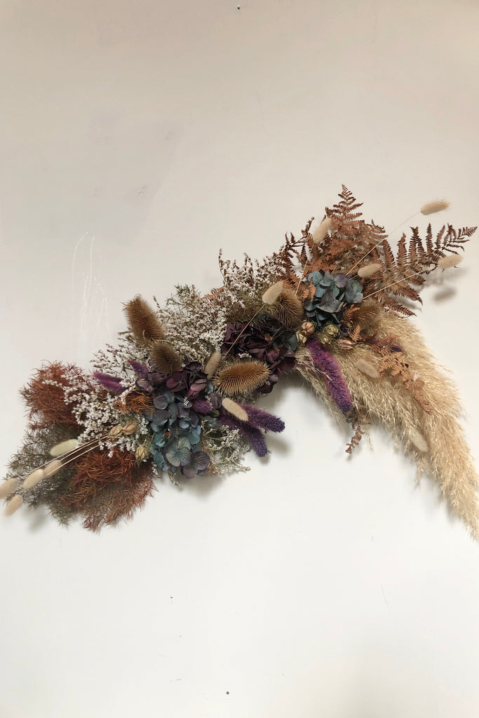 Medium Dried Flower Spray