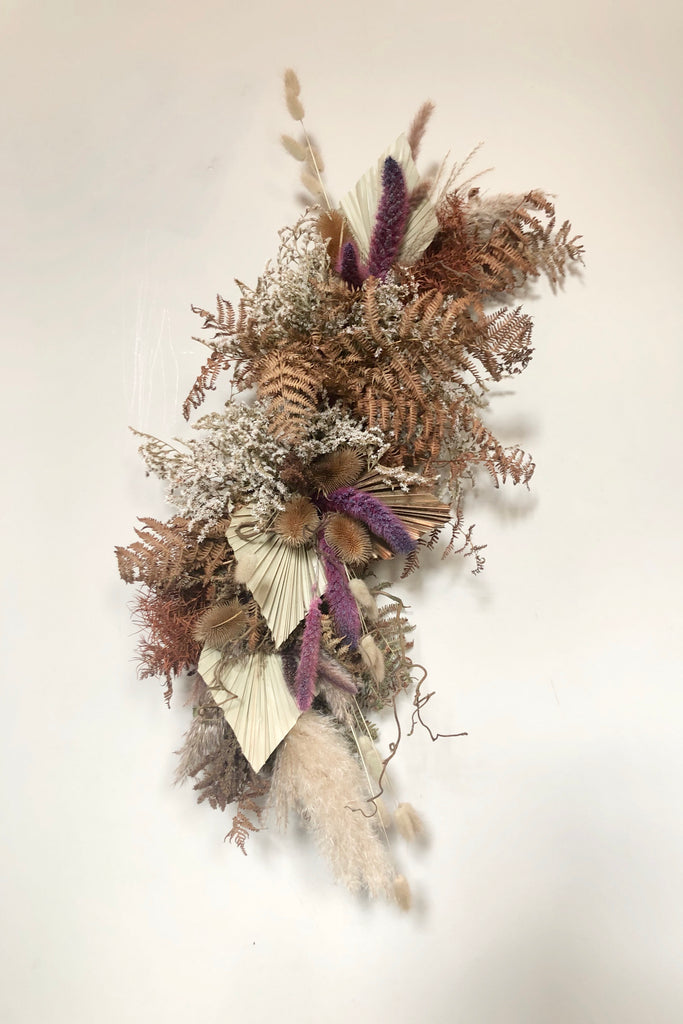 Large Dried Flower Spray