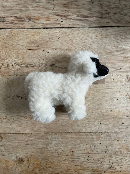Mini Irish Wool Sheep
