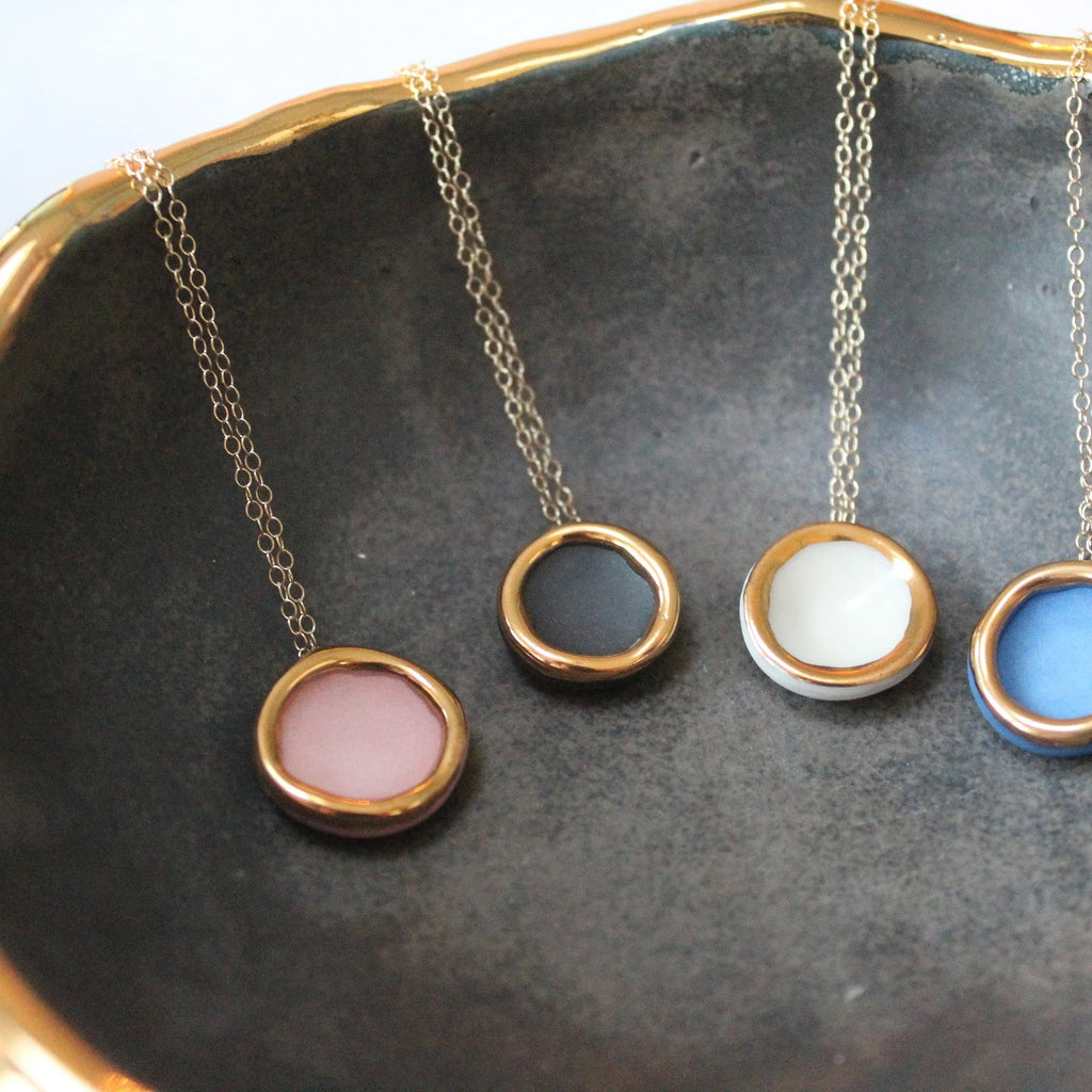 Danu Halo Necklace