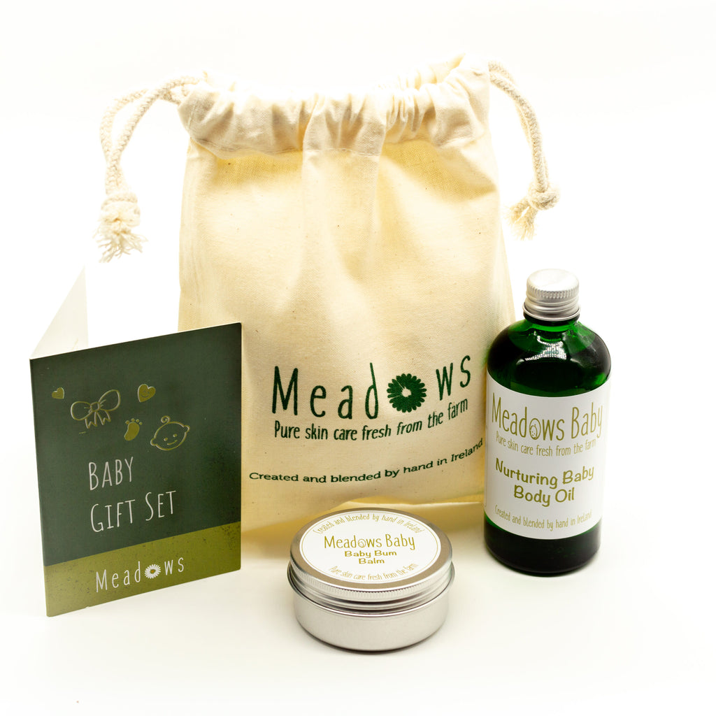 Meadows Baby Skincare Gift Set