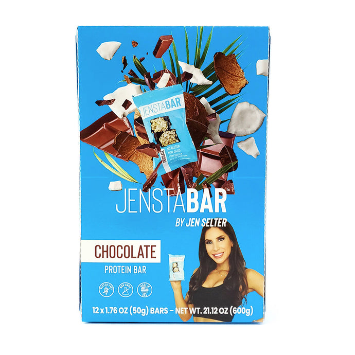 Chocolate Jenstabars<br><span class='productTitleQuant'>Box of 12</span>