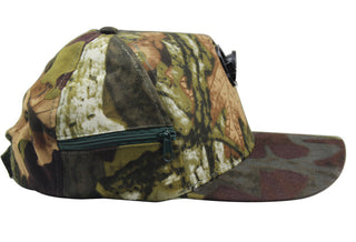 Camouflage Night Fishing Caps