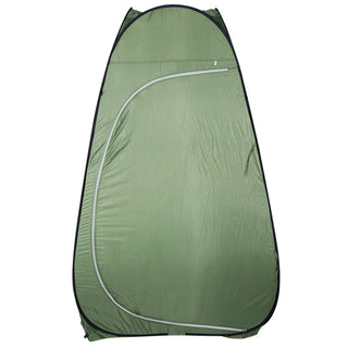 Water Resistant Bath Dressing Tent