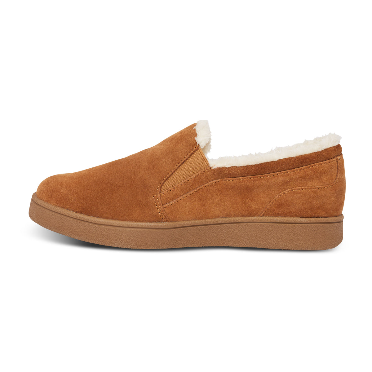 Anodyne Men's No. 18 Slipper Smooth Toe (Camel)