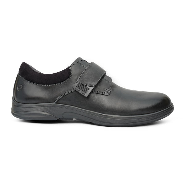 Anodyne Men's No. 64 Casual Comfort (Black)