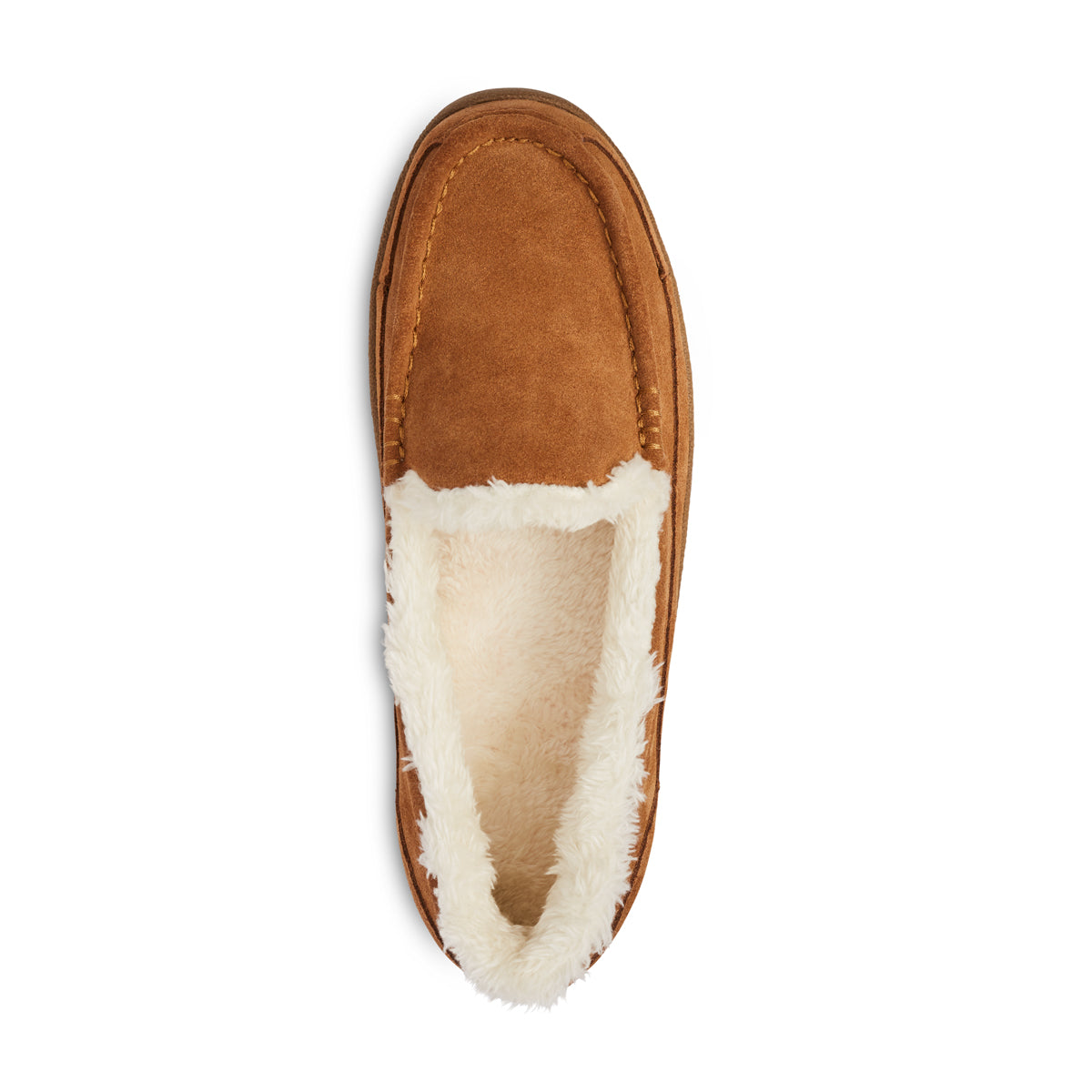Anodyne Women's No. 39 Slipper Moc Toe (camel)