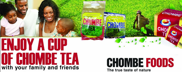 Chombe Tea   Tagless bags  (100).