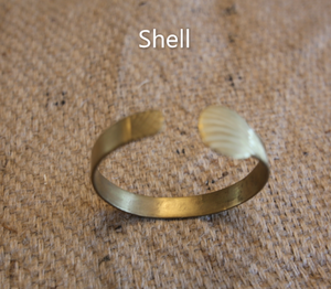 Open image in slideshow, Handcrafted Brass Bracelets