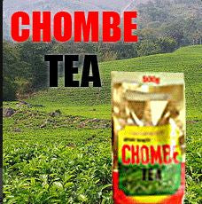 Chombe Tea (Loose)  Black tea  500g  (1lb 1.64 oz)