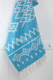 Kilim Aqua Beach Towel *New*