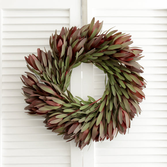 Safari Sunset Wreath