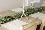 Handmade Fresh Seeded Eucalyptus Garland