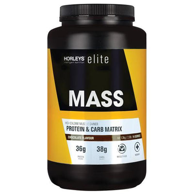 NEW Horleys Elite Mass 1.3kg - Supplements.co.nz