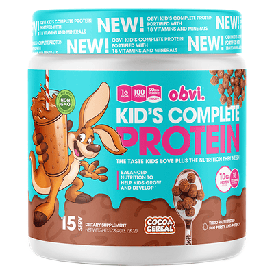 OBVI Kid's Complete Protein 15 Serves