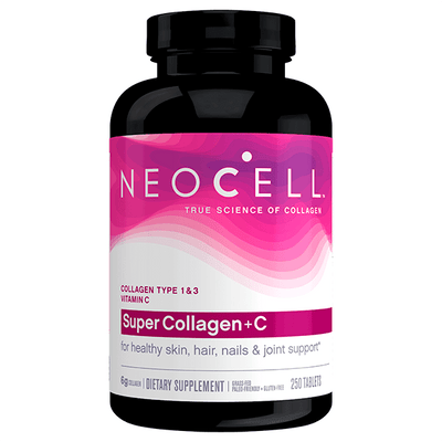NeoCell Super Collagen + C 250 Tabs