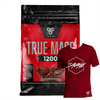 BSN True-Mass 1200 15 Serves + FREE Shirt