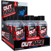 Nutrex Outrage Energy Shots x12